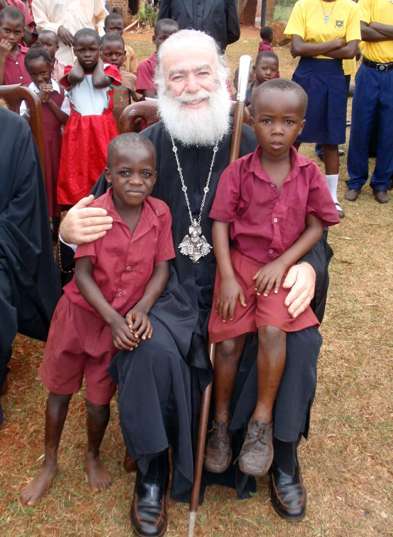 Patriarch Theodore II
