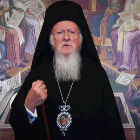 Οικουμενικός Πατριάρχης Κωνσταντινουπόλεως Βαρθολομαίος Α΄