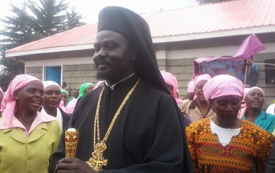 Bishop Neophytos of Nyeri
