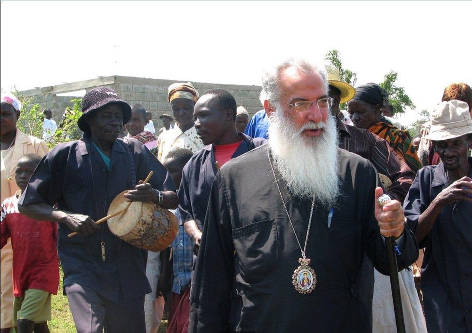 Bishop Makarios of Nairobi