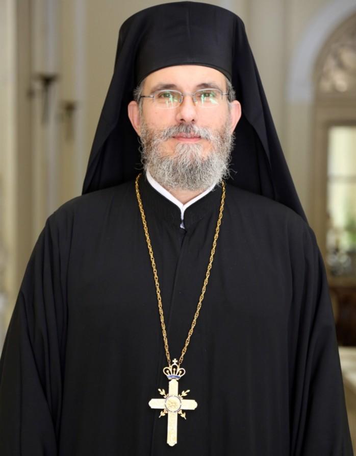 Bishop Agathonikos of Arusha