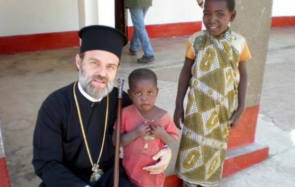 Bishop Dimitrios of Irinoupolis