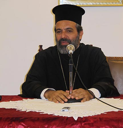 Bishop Gregory of Cameroon