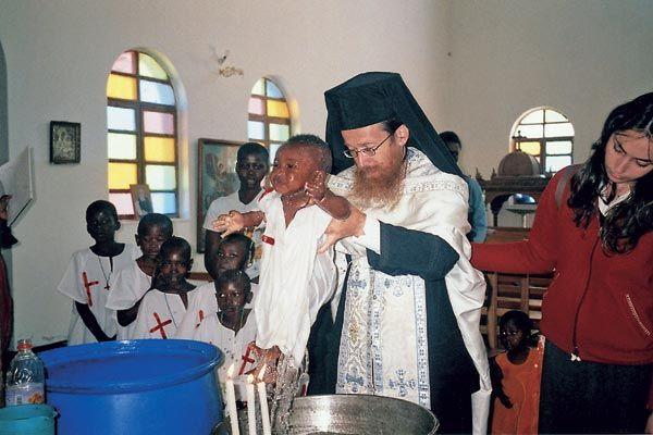 Bishop Photios of Malawi