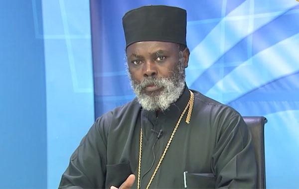Bishop Ieronymos of Mwanza