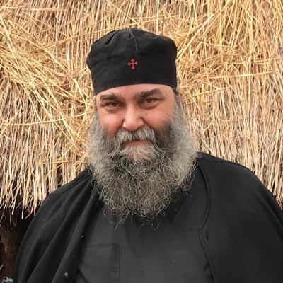 Fr. Porphyrios of Mount Olympus