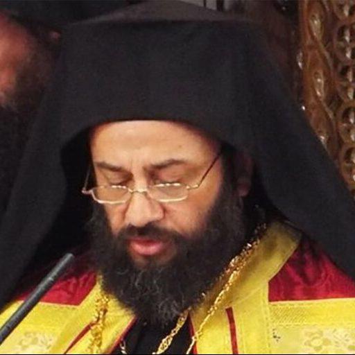 Bishop Myron of New Zealand