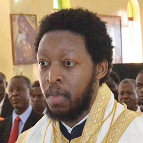 Bishop Silvestros of Gulu