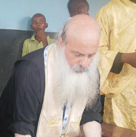 Bishop Theodosios of Kananga