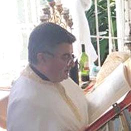 Fr. Socrates Demetriades