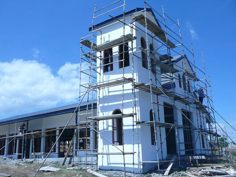 Holy Trinity church, Saweni, Fiji