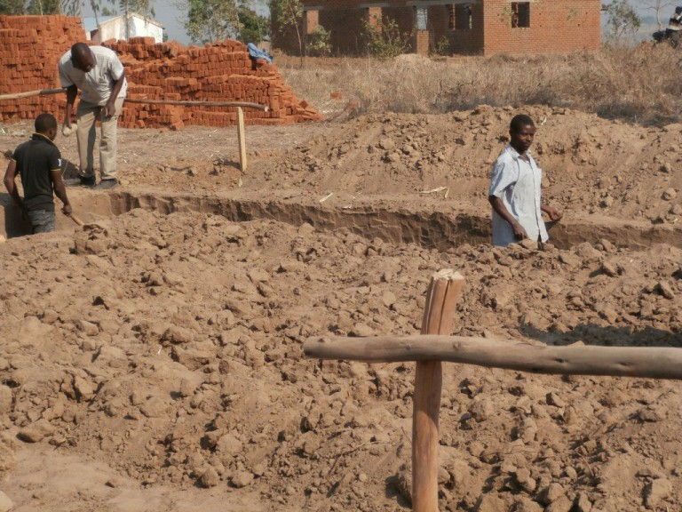 Ss. Cosmas & Damian church, Nkhuwala, Chiradzulu, Malawi
