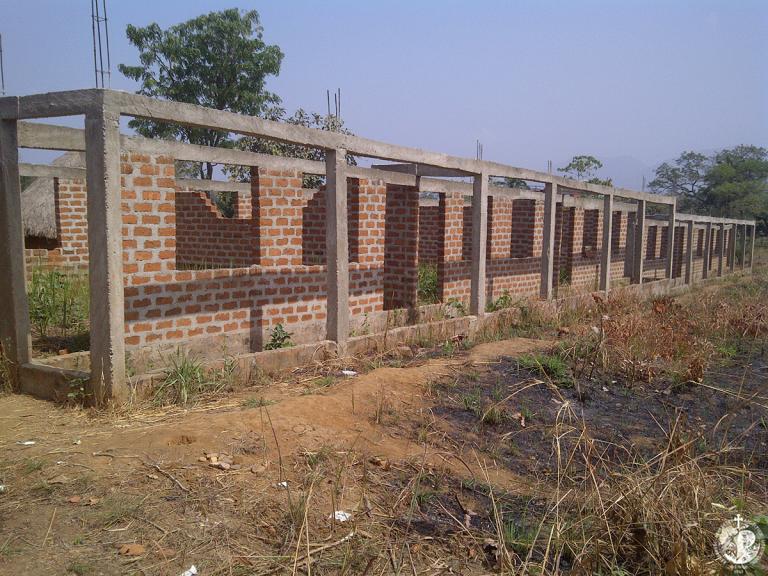 Primary School in Benue, Nigeria